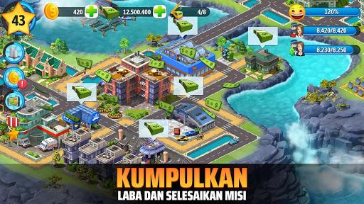 City Island 5 - Tycoon Building Offline Sim Game screenshot 4