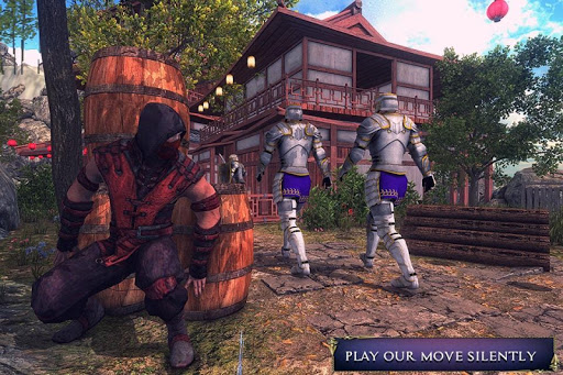 Ninja Samurai Assassin Superhero - Castle Edition screenshot 6