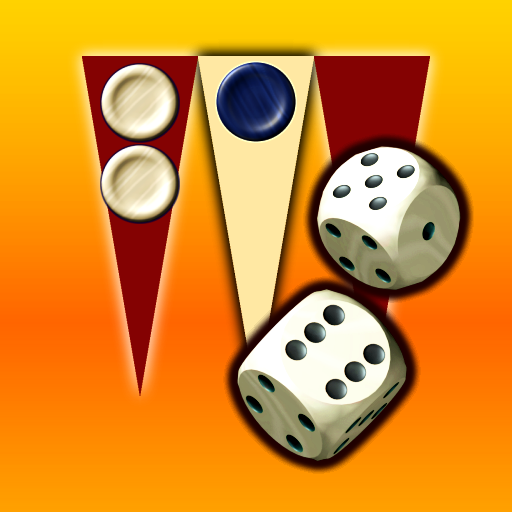 Backgammon Free أيقونة