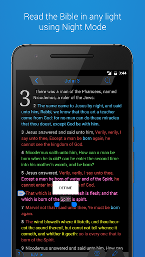 Holy Bible King James   Audio 2 تصوير الشاشة
