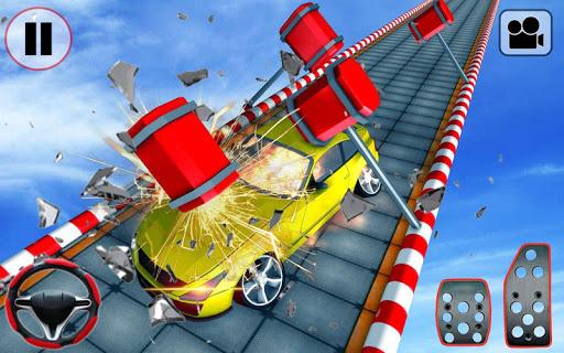 Car Stunt Ramp Race - Impossible Stunt Games screenshot 5