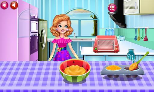 सैंड्रा खाना पकाने के खेल स्क्रीनशॉट 5