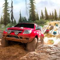 Very Tough Offroad Driving (Simulator) 4x4 on 9Apps