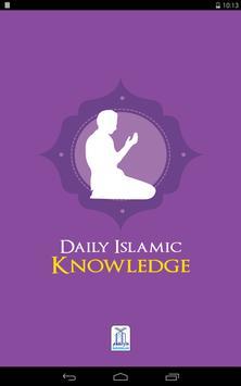 Daily Islamic Knowledge screenshot 6