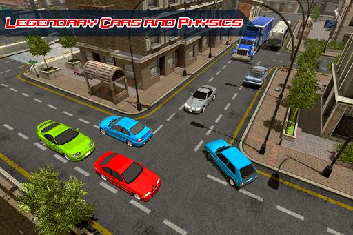 Car Driving Simulator in City screenshot 4