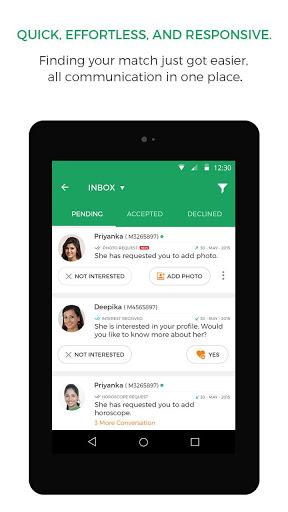 TamilMatrimony® - Tamil Marriage & Matrimony App screenshot 11