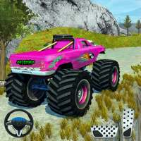 Monster truck Car Racing Game :New Car Games 2020 on 9Apps
