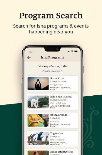 Sadhguru - Yoga, Meditation & Spirituality 5 تصوير الشاشة