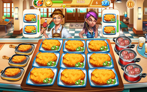 Cooking City: chef, restaurant & cooking games 10 تصوير الشاشة