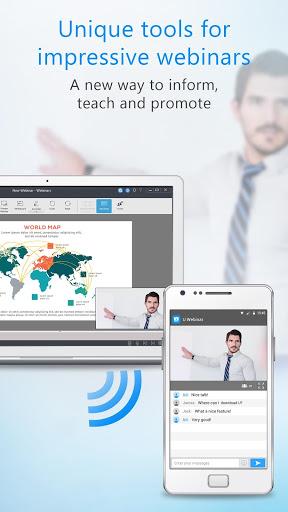 U Meeting, Webinar, Messenger screenshot 5