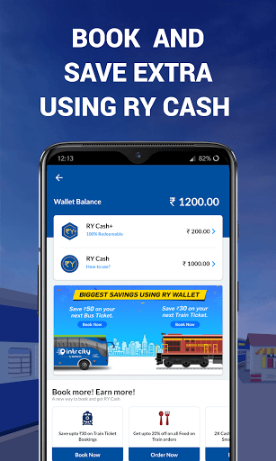IRCTC Ticket, Train Status, Railway App: RailYatri screenshot 6