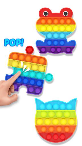 Pop It Fidget 3D screenshot 2