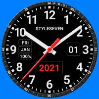 Analog Clock Constructor-7 on 9Apps