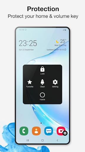 Assistive Touch para sa Android screenshot 2