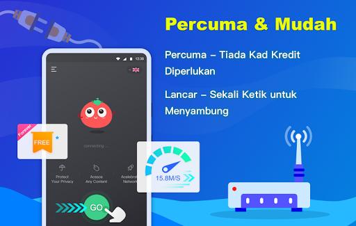 Free VPN Tomato | VPN Hotspot Percuma Terpantas screenshot 2