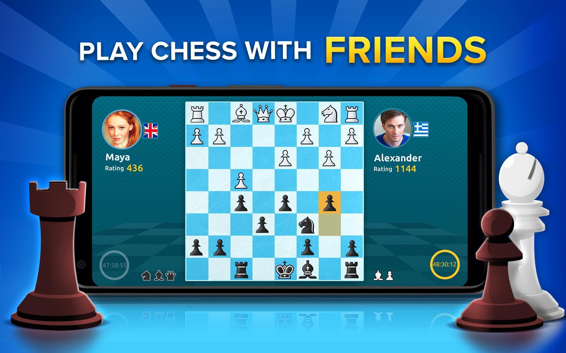 Chess Stars - Play Online screenshot 23