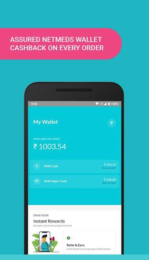 Netmeds - India's Trusted Online Pharmacy App 8 تصوير الشاشة
