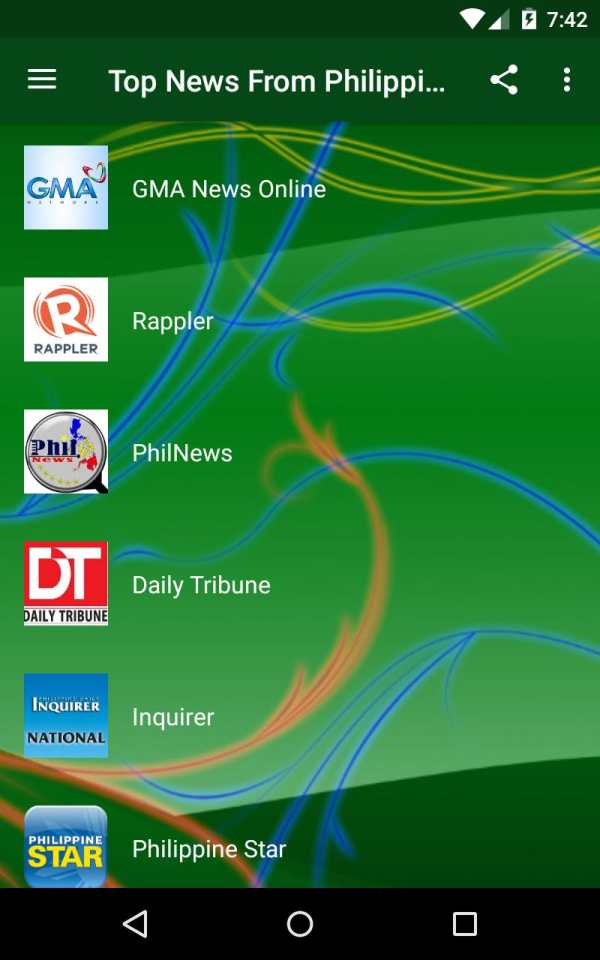 Top News Philippines - OFW Pinoy News, Scandal screenshot 1
