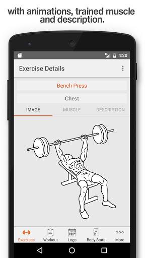 Fitness Point screenshot 2
