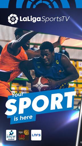 LaLiga Sports TV - Live Sports Streaming & Videos screenshot 1