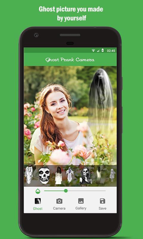 Ghost Prank Camera screenshot 4