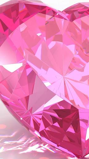 Diamond Hearts Live Wallpaper screenshot 7