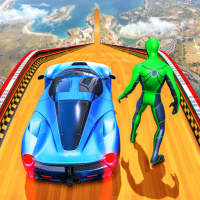 Superhero Car Games GT Racing Stunts - Game 2021 on 9Apps