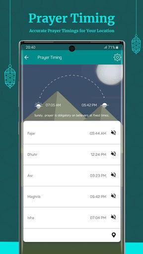Islam 360 - Prayer Times, Quran , Azan & Qibla 5 تصوير الشاشة