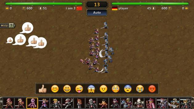 Miragine War Free screenshot 10