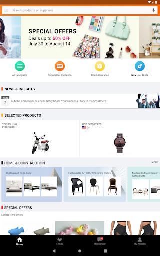 Alibaba.com - Leading online B2B Trade Marketplace screenshot 12