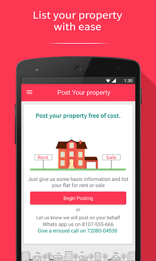 NoBroker Flat, Apartment, House, Rent, Buy & Sell screenshot 6