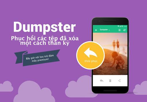 Thùng rác Dumpster screenshot 10