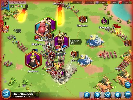 Rise of Kingdoms: Lost Crusade 15 تصوير الشاشة
