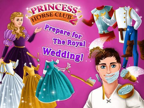 Princess Horse Club 2 स्क्रीनशॉट 9