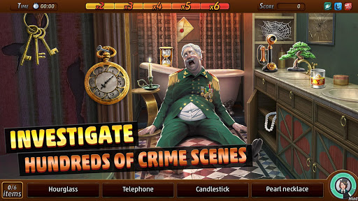 Criminal Case: Mysteries of the Past screenshot 1