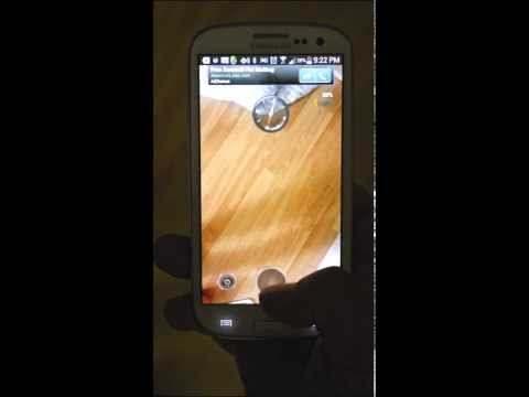 Flashlight LED w/ Camera View screenshot 1