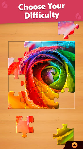 Jigsaw Puzzle: Create Pictures with Wood Pieces 5 تصوير الشاشة