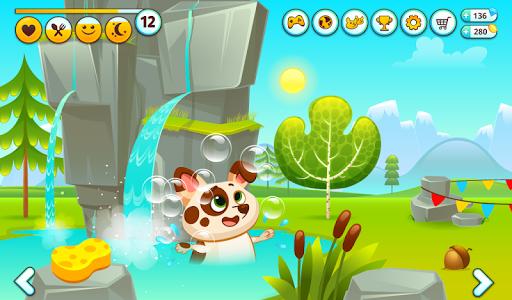 Duddu -حيواني الأليف الافتراضي 7 تصوير الشاشة