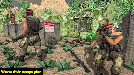 Commando behind the Jail- Escape Plan 2019 screenshot 8