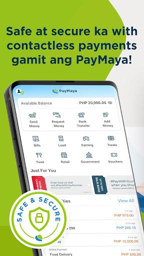 PayMaya - Shop online, pay bills, buy load & more! screenshot 1