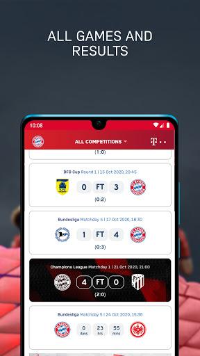 FC Bayern Munich screenshot 5