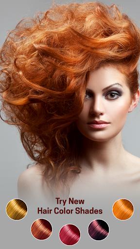 Hair Color Changer screenshot 4