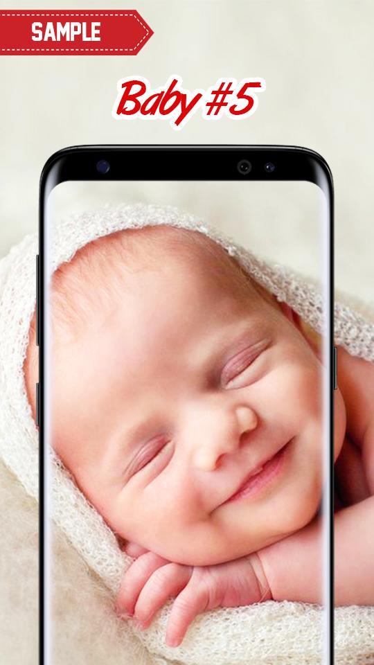 Baby Wallpaper screenshot 6