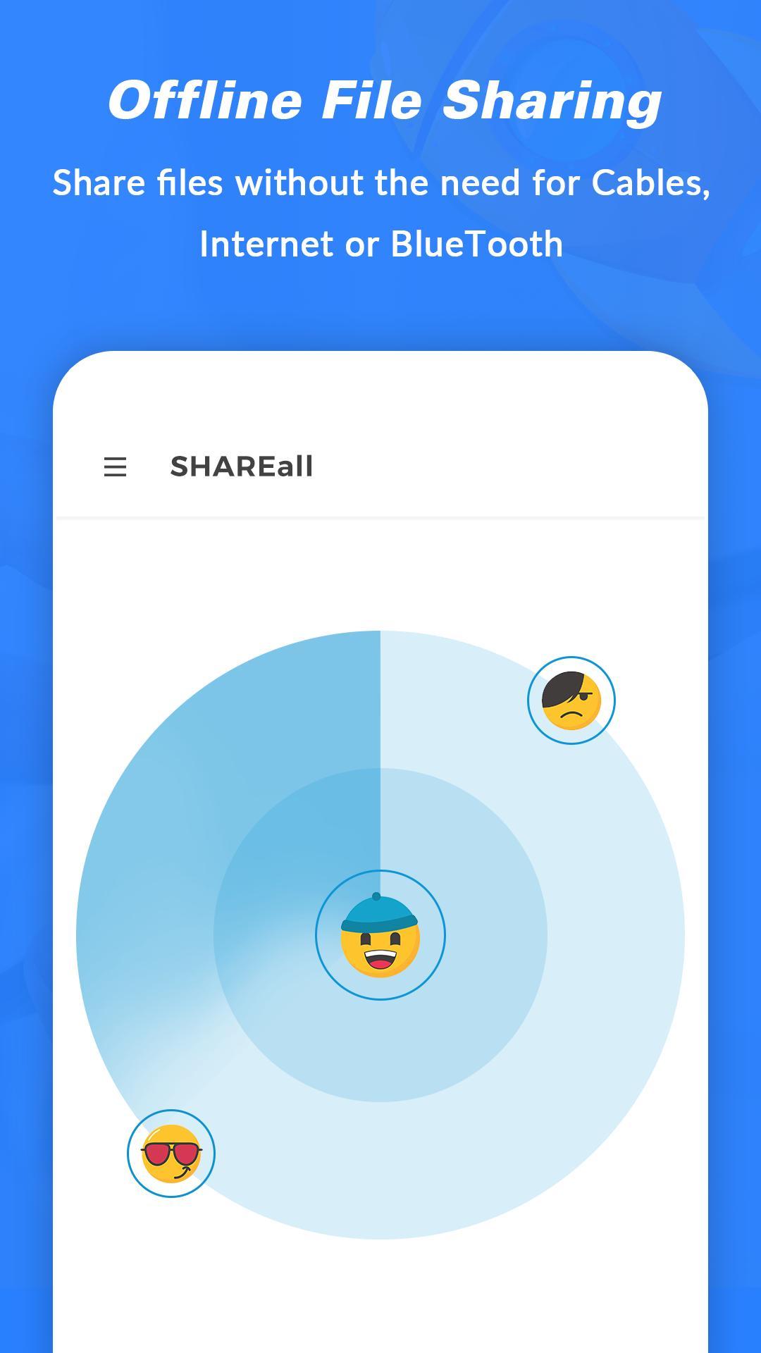SHAREall  - Share Files & Send Anywhere screenshot 4