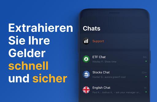 Broker IQ Option: Online-Handelsplattform screenshot 4