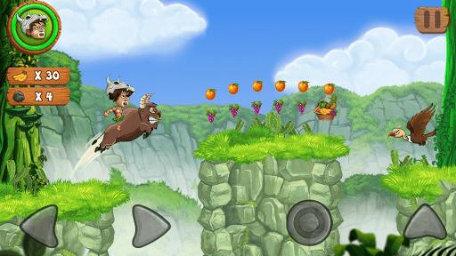 Jungle Adventures 2 4 تصوير الشاشة