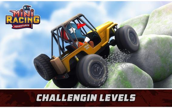 Mini Racing Adventures 4 تصوير الشاشة