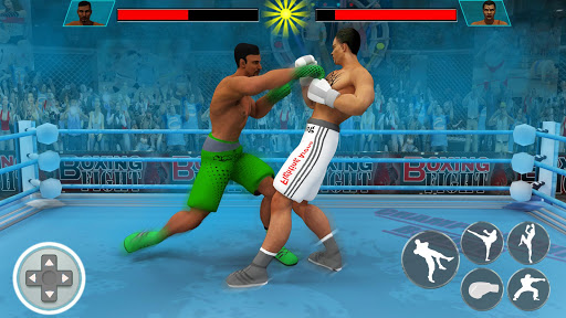 Real Punch Boxing Games: Kickboxing Super Star screenshot 2