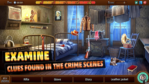 Criminal Case: Mysteries of the Past screenshot 2