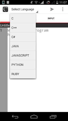 Online Compiler screenshot 2